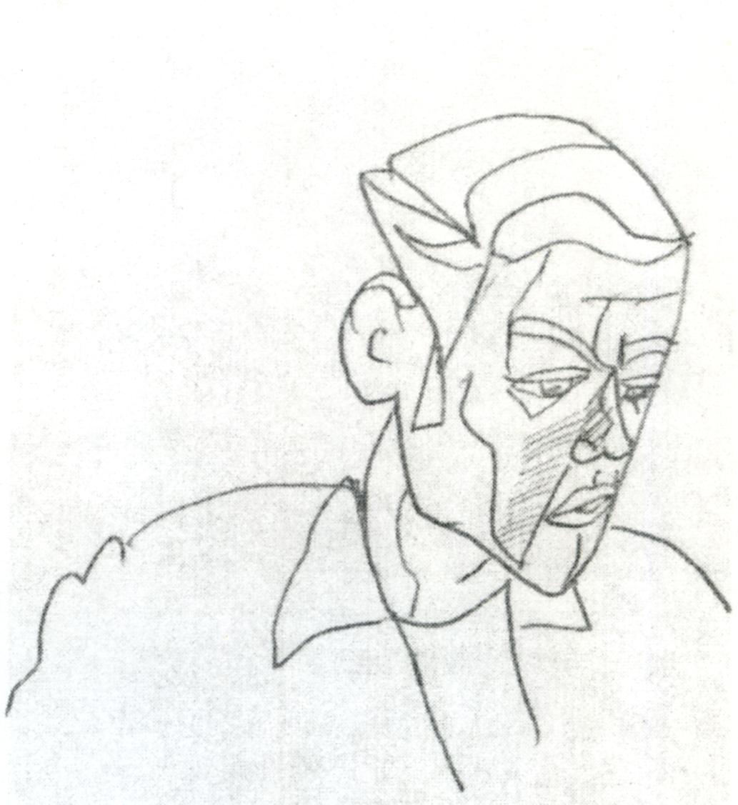 Eric-ball-point-pen II